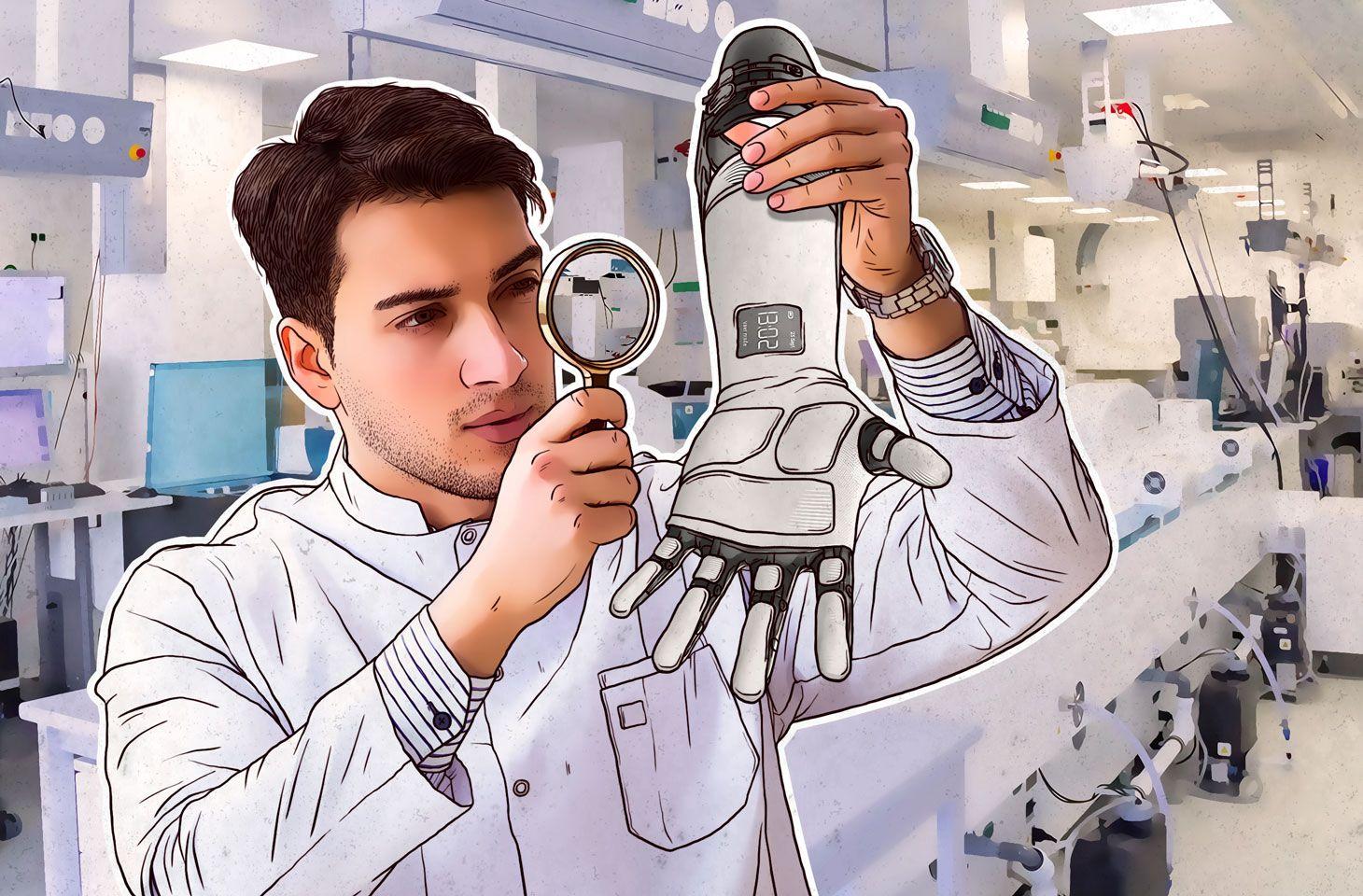 In occasione del Mobile World Congress 2019, i nostri esperti hanno presentato uno studio sulla sicurezza degli arti artificiali intelligenti Motorica.