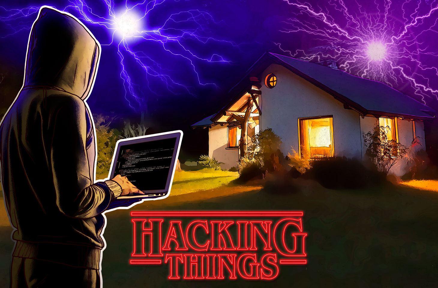 Come hackerare la smart home del nostro capo