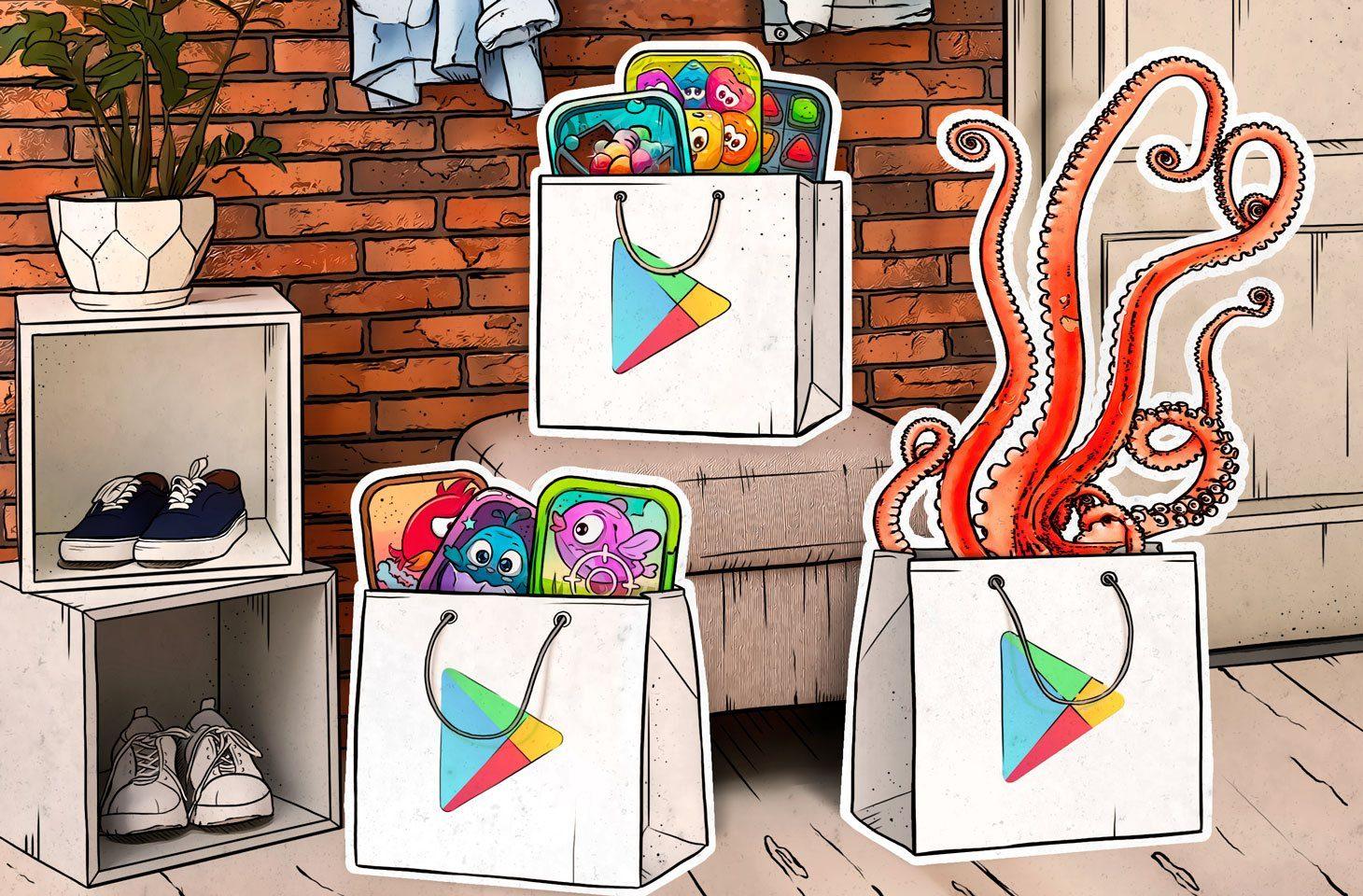 Tutte le app su Google Play sono sicure: vero o falso?