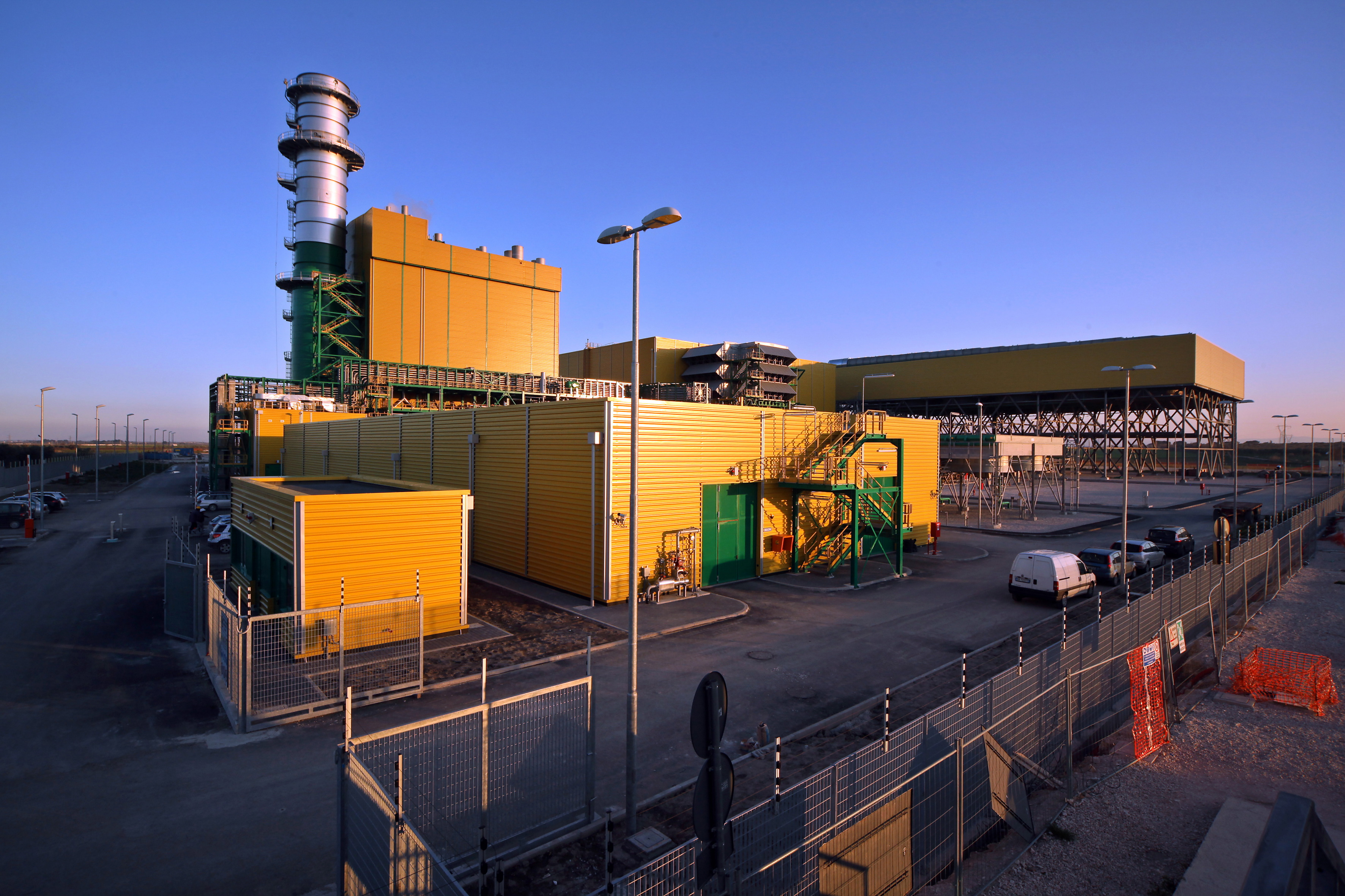 Ansaldo Energia protegge il suo ecosistema con Kaspersky