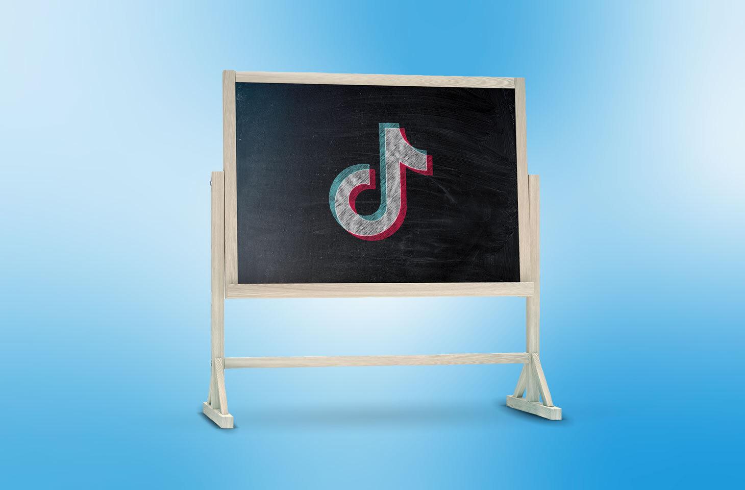 TikTok può contribuire all'istruzione di bambini e ragazzi. Ecco come