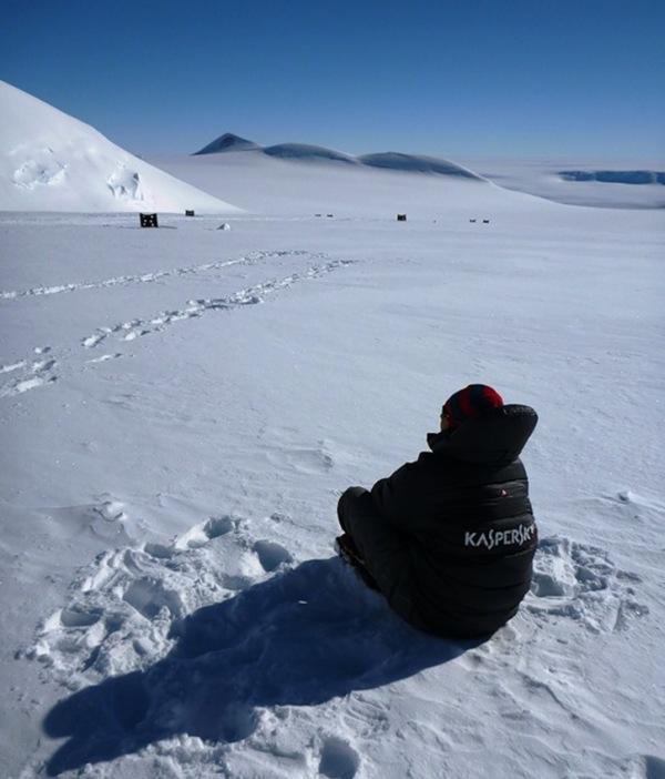 7 вулканов Лаборатории Касперского - восхождение на Сидли
