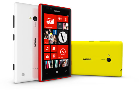 Новости Mobile World Congress 2013 - Lumia NFC
