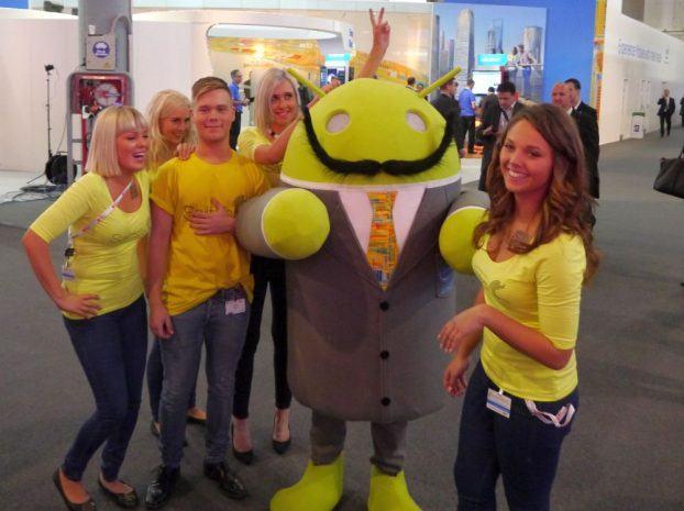 Новости Mobile World Congress 2013 - безопасность