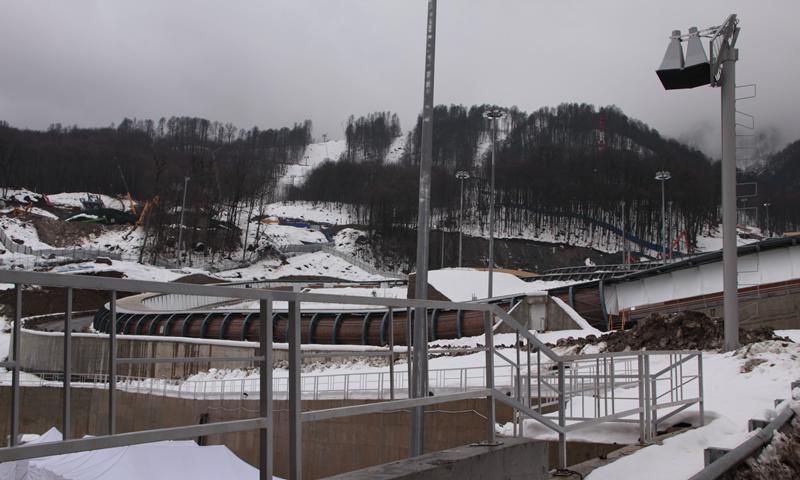 Олимпийская стройка в Сочи - инспекция Лаборатории Касперского
