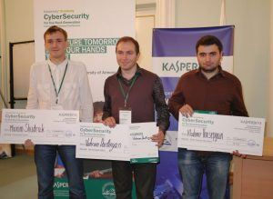 Победители CyberSecurity for the Next Generation CIS