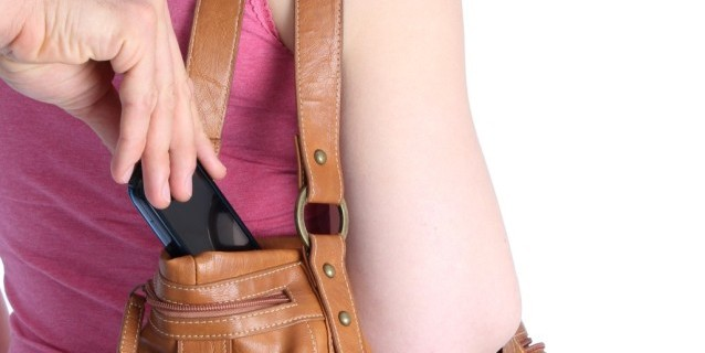 Kaspersky Mobile Security - поможет если смартфон украли