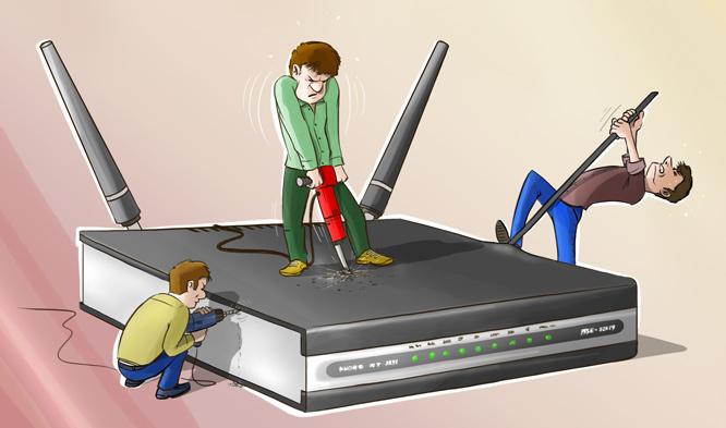 Популярные роутеры уязвимы для атак