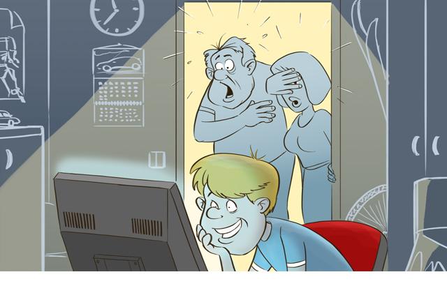 Дети в Интернете: зачем нужен родительский контроль