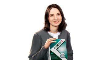 Спроси Эксперта Елена Харченко, менеджер по Kaspersky CRYSTAL