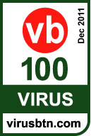 Virus Bulletin VB100 for Kaspersky