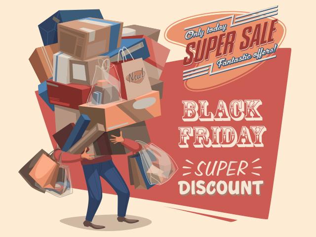 Будьте бдительны во время предпраздничных распродаж!