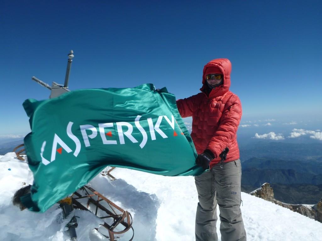 Экспедиция 7 вулканов Лаборатории Касперского Пик Орисаба