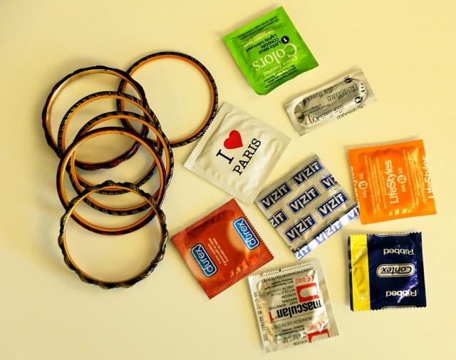 Коллекция презервативов из разных стран, пока небольшая, но контент-аналитики работают над ее пополнением