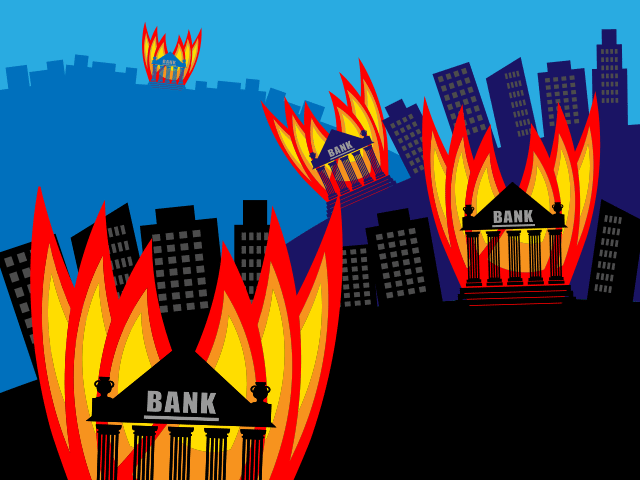 Уязвимости банковских приложений