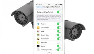 iOS мониторинг клавиатуры