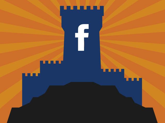 Защита аккаунта в Facebook