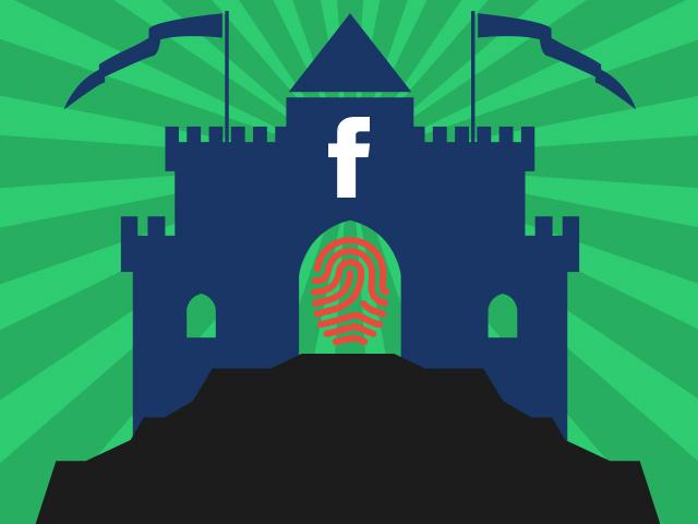 Защита конфиденциальности в Facebook