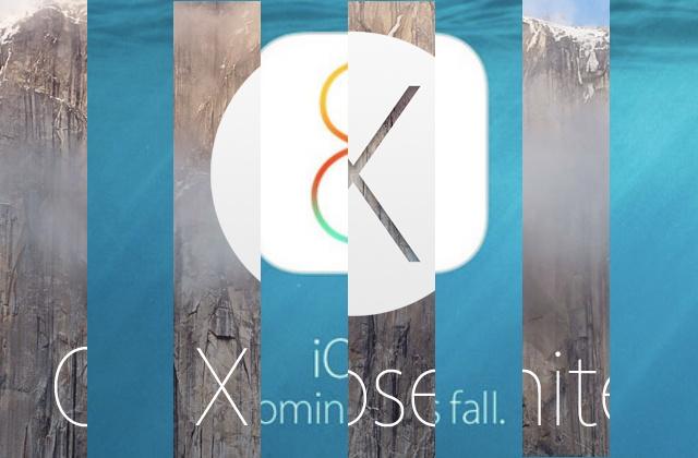 Что нового в iOS8 и OS X 10.10