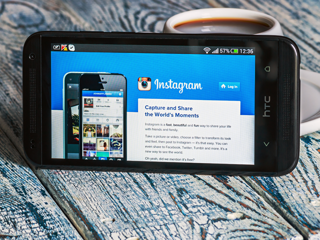 Чем опасен мобильный Instagram
