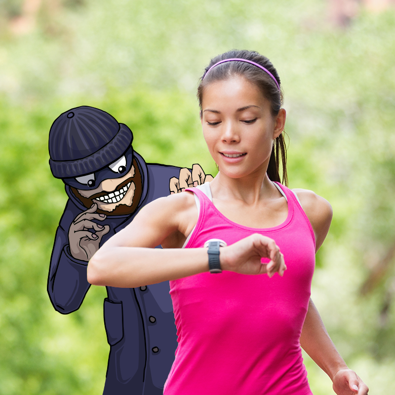 Fitness Trackers Privacy Issues