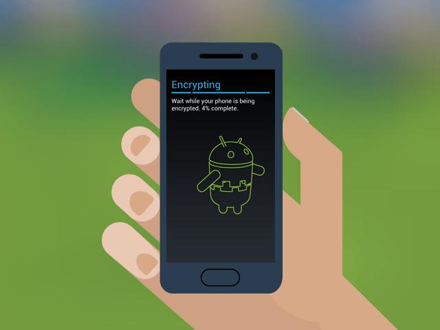Новая система шифрования пользовательских данных в Android 5.0