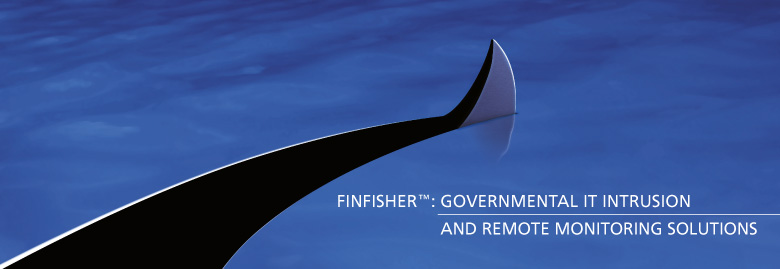 FinFisher Governmental IT Intrusion