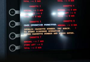 Tyupkin ATM Trojan
