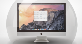 Apple OS X Yosemite protection