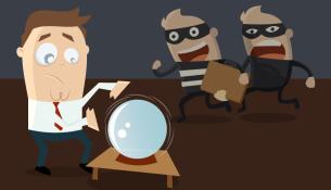 False Perception of IT security Predicting the Future