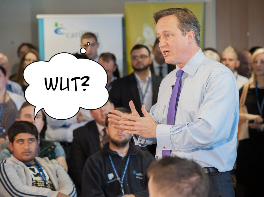 David Cameron against Encryption