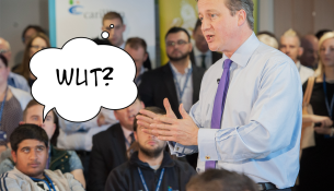David Cameron against Encryption