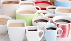 Пить много кофе не только вредно, но и полезно