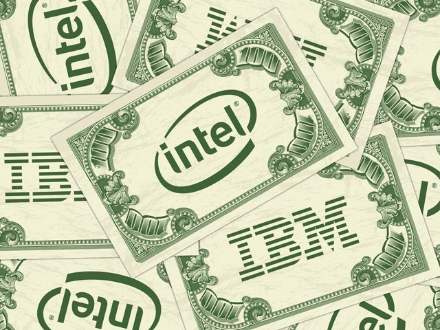 Почему IBM и Intel заинтересовались BitCoin?