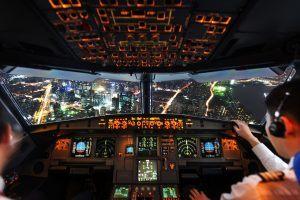 Электронные системы самолетов и защита от дурака