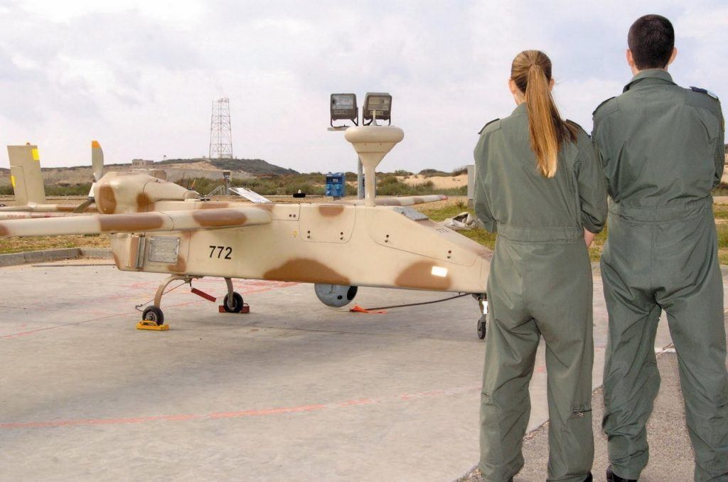 IAI Searcher 2 в израильской армии