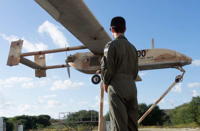 Глаза в небе: беспилотники Армии обороны Израиля