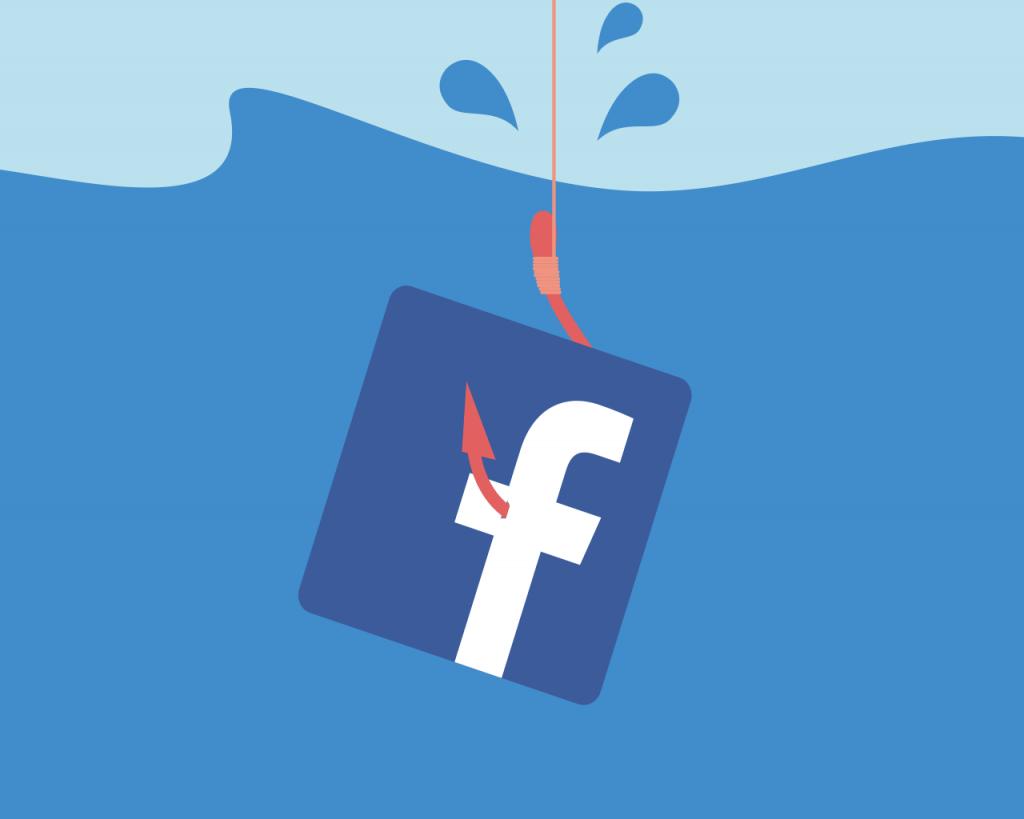Как защитить свой Facebook от фишинга: 7 простых правил