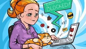 Как подружиться со здравым смыслом и не застрять в онлайн перепалках