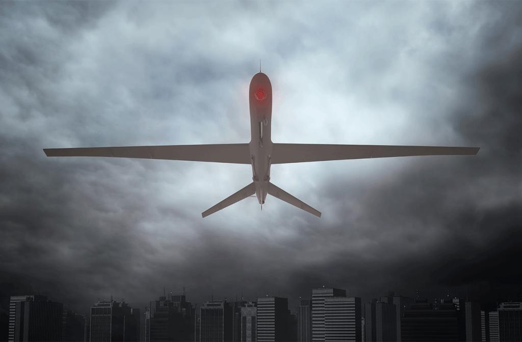 Дроны и безопасность: куда летим?
