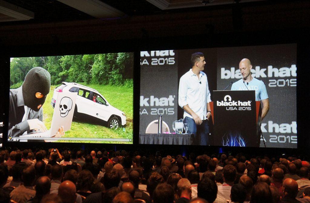 Black Hat USA 2015: полная история того, как взламывали Тот Самый Jeep
