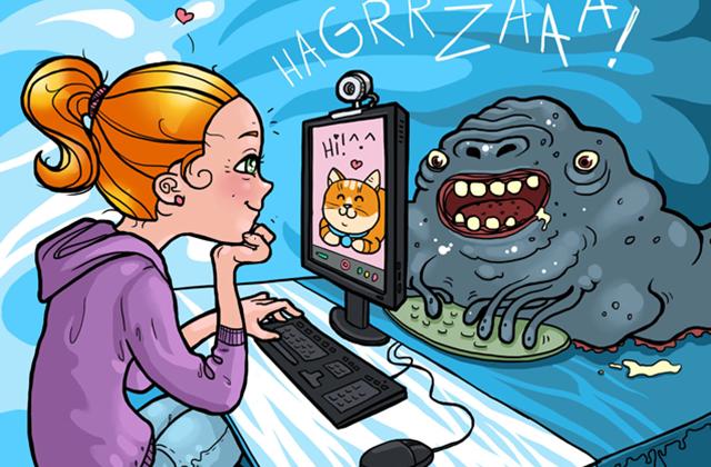 Советы по онлайн-безопасности для детей и подростков: почему нельзя быть доверчивым в сети