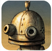 игра для детей Machinarium