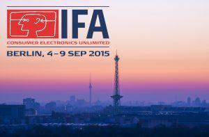 IFA 2015: безопасность в тренде