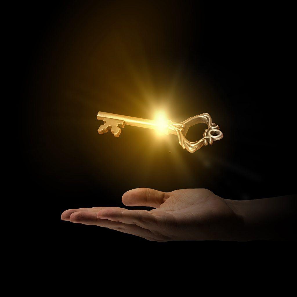 Золотой ключик, или Приключения Буратино в стране криптографии