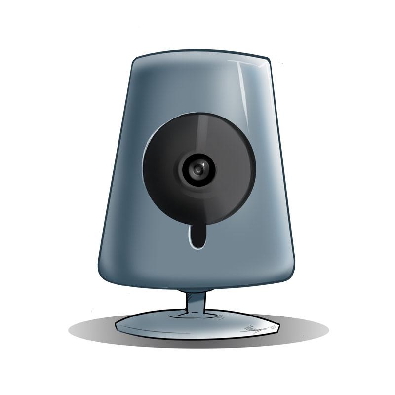 Как пережить приход Интернета вещей: уязвимость в IP камере