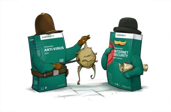 Kaspersky Anti-Virus и Kaspersky Internet Security: в чем разница?