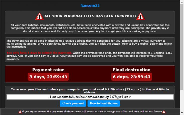Security Week 01: Вымогатель на Javascript, $100k за баг в Adobe Flash и зашифрованное светлое будущее