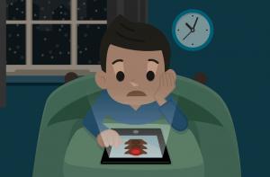 """Совет недели: как Kaspersky Safe Kids помогает """"отлепить"""" ребенка от смартфона или компьютера"""