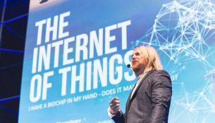 #BionicManDiary, запись 006: Евгений Черешнев рассказывает об Интернете Людей на фестивале Campus Party в Бразилии